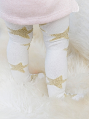 Sparkle Stars Tights Baby