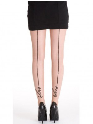 Love Seamed Tights
