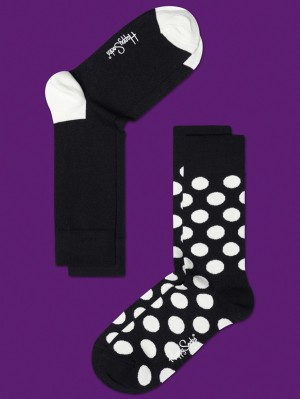 2 Pack Big Dot Sock