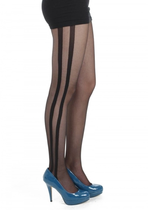 2 Side Stripes Tights