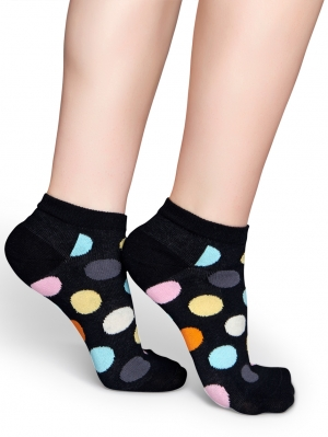 Dot Low Sock