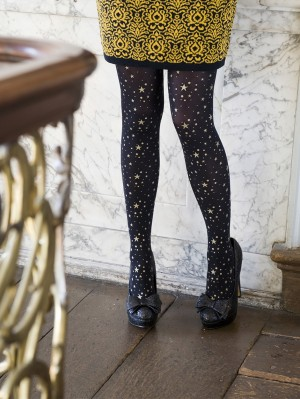 Starry Night Tights
