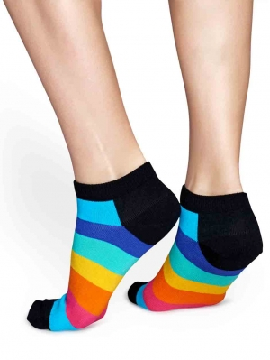 Stripes Low Sock