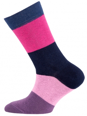 Stripe And Dots Sock 3-Pack