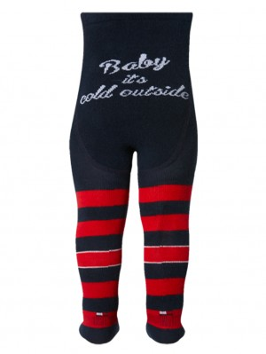 Baby Hoops Tights