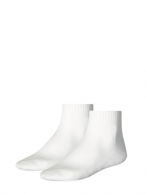Multi-Sport Quarter Sock 2-Pack