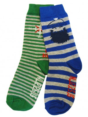 Kids Sock Pirate (2 pack)