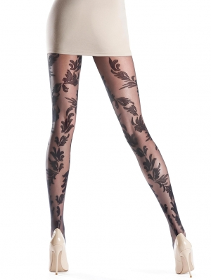 Floral Tights Delight