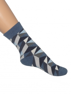 Tangram Sock Kids