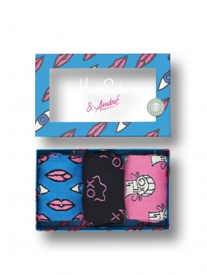 Happy Socks & André Giftbox