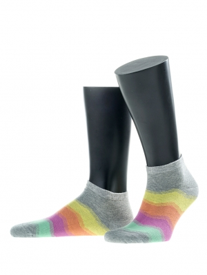Colour Run Short Sock