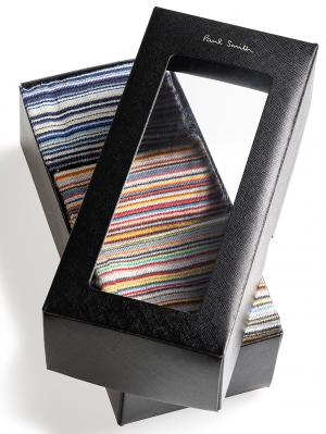 Giftbox Multi-Stripe 3-Pairs