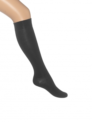 Wool/Cotton Knee-High