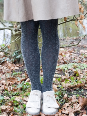 Soft Cable Tights