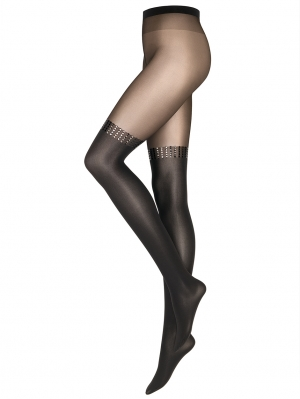Darleene Overknee Tights
