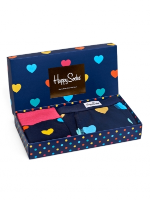 Giftbox Heart Men