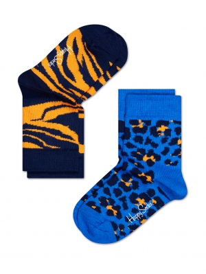 Leopard Sock 2 Pack