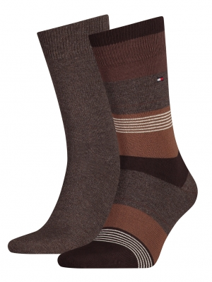 Colorblock Sock 2-Pack