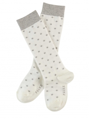 Glitter Dot Knee-Highs