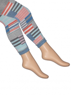 Patchwork Legging