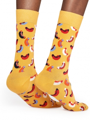 Hot Dog Sock