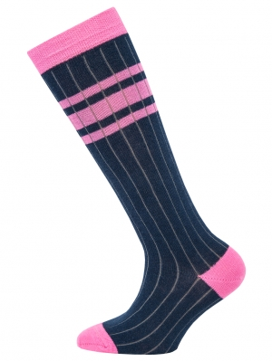 Stripe Knee-high