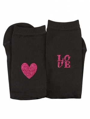 Heart Women Socks
