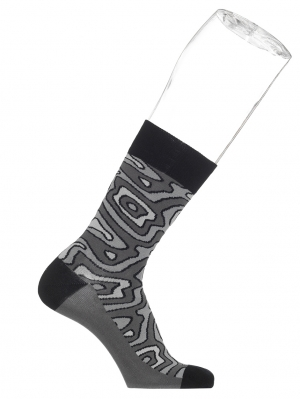 Fingerprint Sock