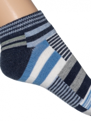 Patchwork Short Sock Kids