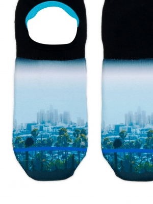 LA Cityview Invisible footies