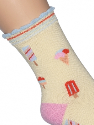 Icecream Sock