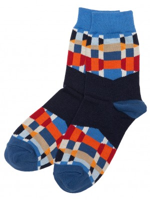 Graphic Sock