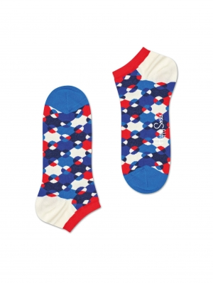 Diamond Dot Ankle Sock