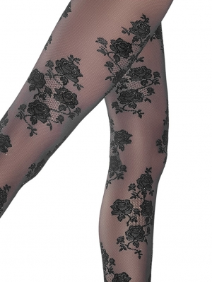 Stephany Lurex Tights