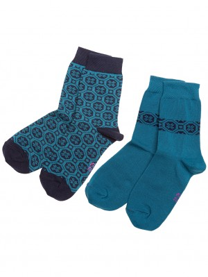 Kids Sock Fashion (2 pairs)