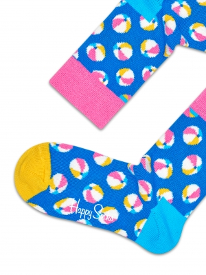 Beach Ball Kids Sock