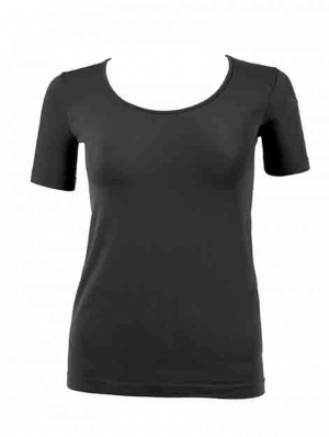 Dolcevita T-Shirt Round Neck Short Sleeve