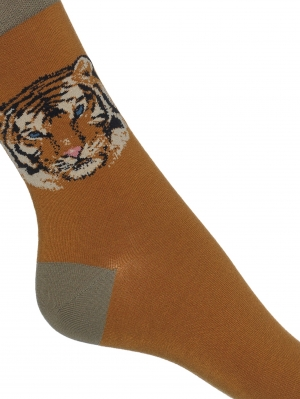 Tiger Women Sock