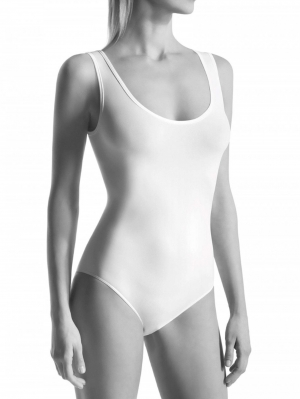 Dolcevita Body Vest Round Neck