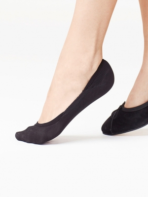Cotton Step Invisible Low