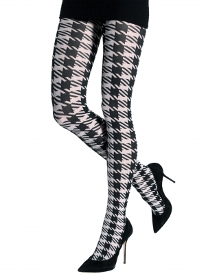 Houndstooth Two Toned