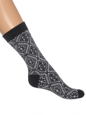 Polar Star Sock
