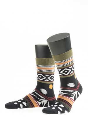 African Mix Sock