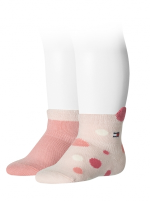 Baby Lost Dots Sock 2-Pack