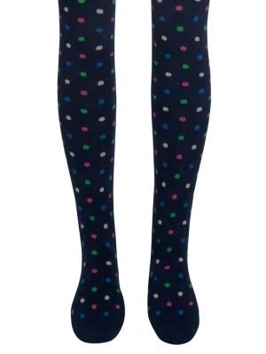 Colour Dots Tights