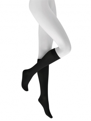 Sensual Silk Knee-High
