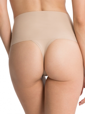 Undie-Tectable Thong