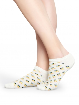 Mini Flower Low Sock