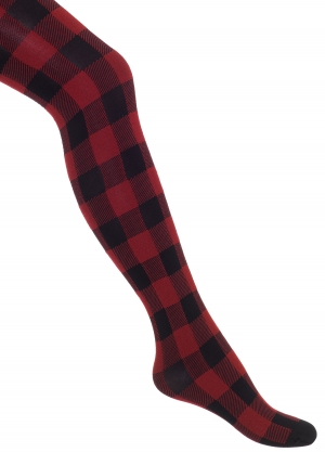 Lumberjack Tights