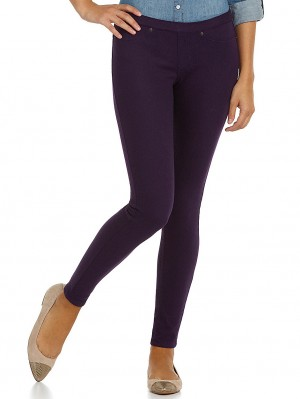 Jeans legging Solid Color